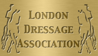 London Dressage Association Mobile Logo